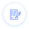 Customer ContractsFill contracts automatically by adding contract templates later filled with clients' data. Create keywords that will be substituted with the client information resulting in the formal contract.